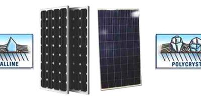 Vier soorten zonnepanelen, wat is het verschil!?