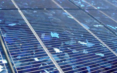 Schone zonnepanelen zorgen voor betere stroomopbrengsten